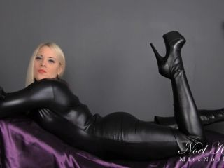 Miss Noel Knight - Stroke For My Leather