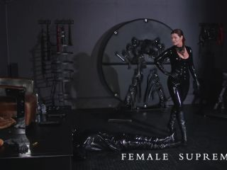 Female Supremacy – Mrs Darkside – Baroness Essex – Hot Femdom – Bondage Wheel, Latex | bondage male | anal porn 12 anal anal