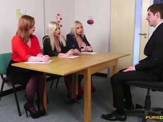 PureCFNM presents Caitlyn Smith, Michelle Thorne, Sophie Anderson in Sexual Misconduct