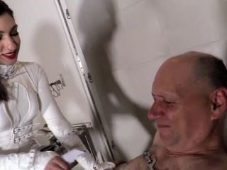 Corporal Punishment – DomNation – I'M GOING TO STAPLE YOUR MOUTH SHUT Starring Cybill Troy