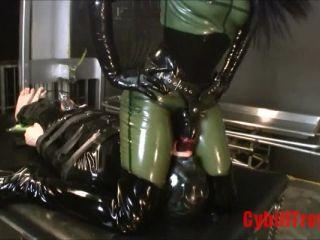 Cybill Troy – Skull-Fucked – Strap-on