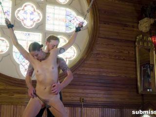 Online video bdsm struggling babes: bdsm in a choir loft
