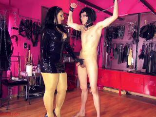 Mistress Ezada Sinn  No more clitorgasms for My sissy [Sissification, Tease & Denial, Tease, Denial, Teasing, Cocktease]