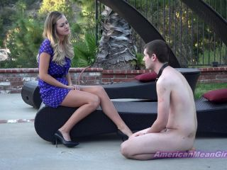 Spit Fetish – THE MEAN GIRLS – You're Such A Disgrace – Princess Chanel