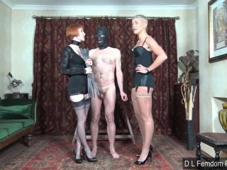 Porn online Domina Liza and The Hunteress – Testing The Tawses [Spanking, Femdom Spanking, Spanking F_M, Spanked, Spank] femdom