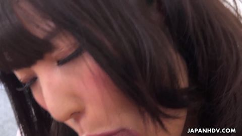 Marina Aoyama - Must Service And Angry Client When Her Office Screws Up [FullHD 1080P]