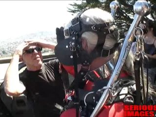 JG LEATHERS AND FRIENDS DO TWIN PEAKS IN STYLE