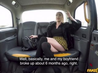Fake taxi - rough fuck finger blasting orgasms