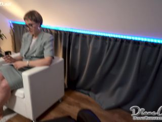 Mature Sexual Therapist's Condom Endurance training – Diane Chrystall