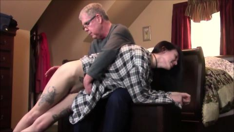 Unknown - A Spanking Before Bed Part 1 of 2 (1080p)