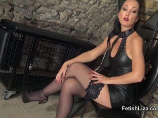 Fetish Liza in Ruined for My Pleasure