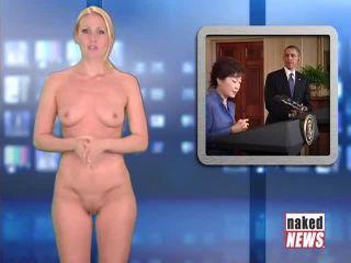 Naked News - May 08 2013