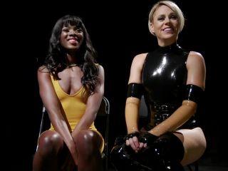 One Tough Slut: Helena Locke pushes Ana Foxxx to the edge!