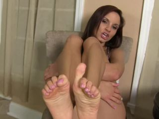 [Manyvids] Ashley Sinclair - Soles Jerk Off Instruction