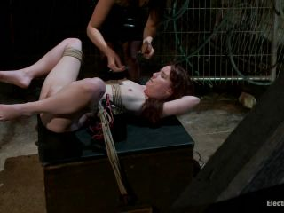 Kink_com - Heavy Electro BDSM Assplay