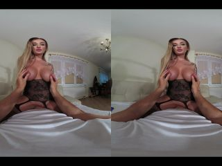 Povcentral.com - Daisy Lee - Daisy Lee Back in Black  on 3d