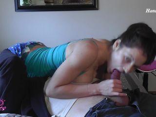 handjob - Mandy Flores in Morning Jerk