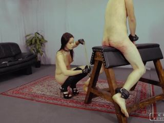 Female Domination – CRUEL PUNISHMENTS – SEVERE FEMDOM – Muffled screams part2 – Mistress Anette