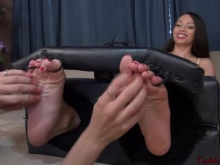 Tickling torture – Tickle Abuse – Nails On Natasha