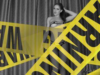Goddess Christina – ENTER the DANGER Zone: Slave Task + Instructions – Brainwash, Mind Fuck - mental domination - femdom porn dillion harper femdom