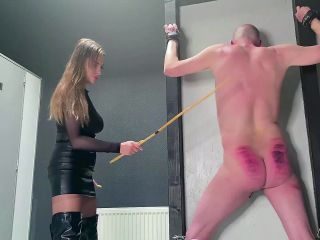 Strict Cane Education Without Mercy [FullHD 1080P] - Screenshot 6