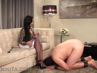 Mistress Nikita FemDom Videos — Starved For FFs