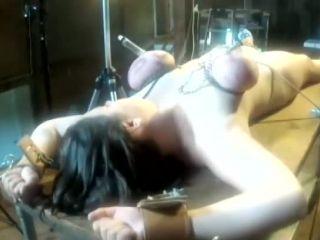 Brutal BDSM Wench – Worked Over (120912)