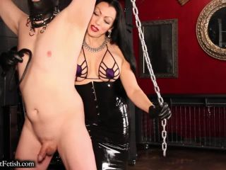 Extreme Domination – Goddess Cheyenne – Brutally Broken by Bullwhipping
