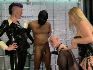 Mistress Sandra – Suck it dry ft Lady Valeska!