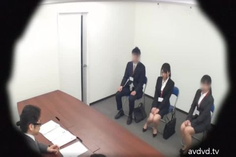 SDMT-944 Skirt Of The Interview During The Last Resort Of The Wanted Job Offer! ?(Recruit Suit) Female College Student's Make Me To Sex Rikusu A Job, Whatever It True?