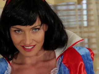 Clips4Sale – KathiaNobiliGirls presents Kathia Nobili in Halloween special Snow Whites HAND JOB