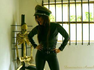Dominatrix Annabelle – My Prisoner, femdom permanent chastity on fetish porn