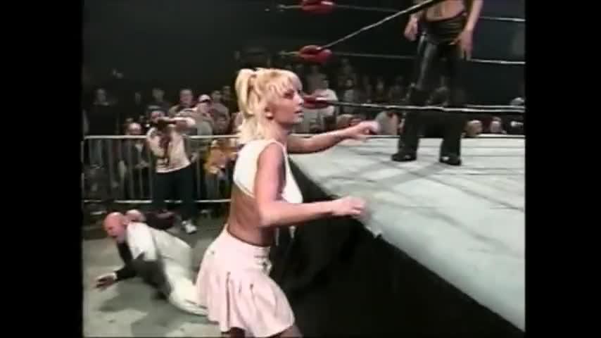 Mixed Wrestling Big Boobs
