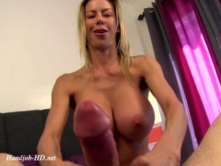 Alexis Fawx in Aunties cock stroking lesson
