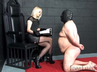 Femmefatalefilms – Mistress Heather – Pest Control – ARCHIVE CLASSIC