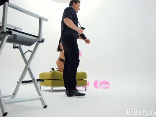 Killergram — Pornostatic presents Lullu Gun in Fucked On A Photo Shoot —