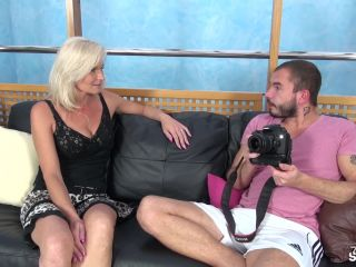 mom with big natural tits wrecked hard on fake casting!