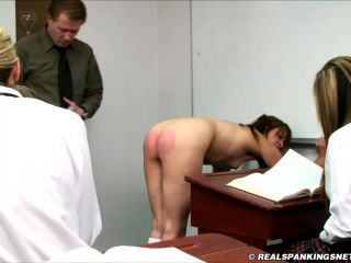Syrena and Monica Strapped in Class Part 2 of 2