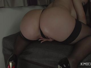 KimberleyJx – Addicted to my Ass