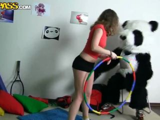 Sex With A Plush Panda - Video 11