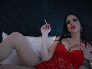 Smoking Fetish – Young Goddess Kim – Smoking Siren on fetish porn pregnant fetish porn
