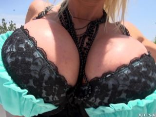 Big Tit MILF Oilled Up For ANAL Invasian