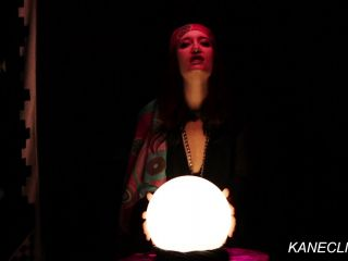 Online femdom video Kimberly Kane - The Gypsy Curse!