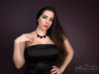 Goddess Alexandra Snow - I Will Destroy You