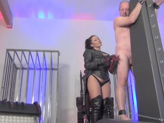 Corporal Punishment – Asian Cruelty – RELENTLESSLY THRASHED FROM PILLAR TO POST! Starring Goddess Mena