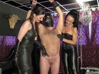 DirtyDommes – Fetish Liza, Lady Valente – Whipped piece of meat – Whipping – Doubl Domination