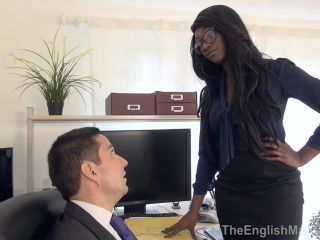 The English Mansion – Miss Foxx – Coercing Her Boss – Complete Movie