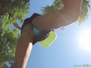Diamond Jackson & Nikki Benz ,Brunette,Bubble Butt,Ebony,Femdom,MILF,Sports,Threesome, 1080p (Full HD)