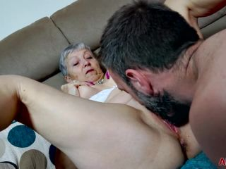 Sex Grandma, Savana 59 years old