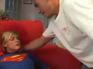 Movie title Lex Luthor Humiliates SuperGirl